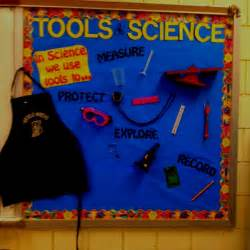 Science Tools Bulletin Board Ideas