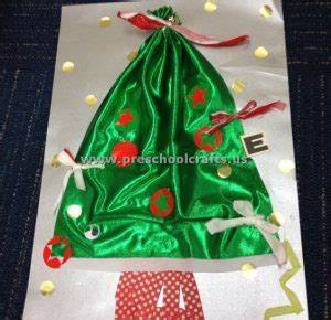 Merry Christmas Tree Crafts for Kids Preschool and