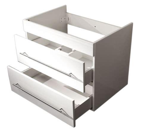 Badezimmer Unterschrank Ohne Waschbecken by Unterschrank Infinity 750 Weiss Hochgl Ohne Waschbecken