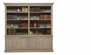 Bibliotheque Chene Massif : meuble bibliotheque tous les fournisseurs bibliotheque etagere bibliotheque design ~ Teatrodelosmanantiales.com Idées de Décoration