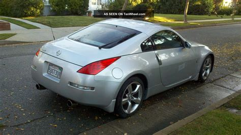 2006 Nissan 350z Nismo Exhaust Upgraded Stereo