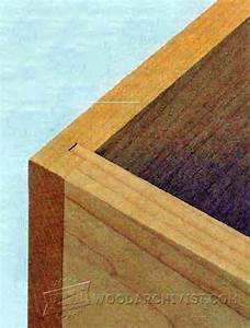 #1599 Tongue and Dado Joint • WoodArchivist