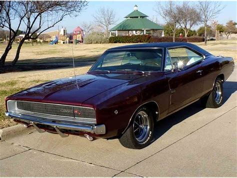 1968 Dodge Charger For Sale Cheap by 1968 Dodge Charger For Sale Classiccars Cc 768977
