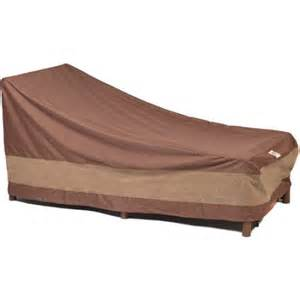 duck covers ultimate 80 quot patio chaise lounge cover