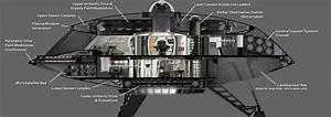 Jupiter 2 Spaceship Blueprints