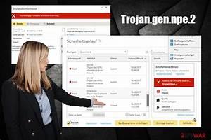 Remove Trojan Gen Npe 2  Simple Removal Guide