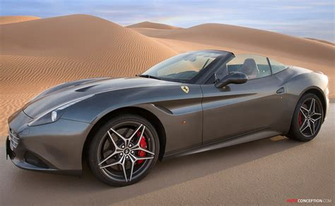 Video Ferrari Reveals 'deserto Rosso' Autoconceptioncom
