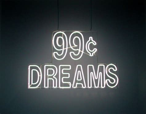light up sign quotes home accessory 99c dreams sign light up technology