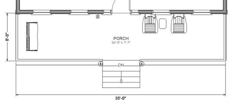porch blueprints porch addition simply additions