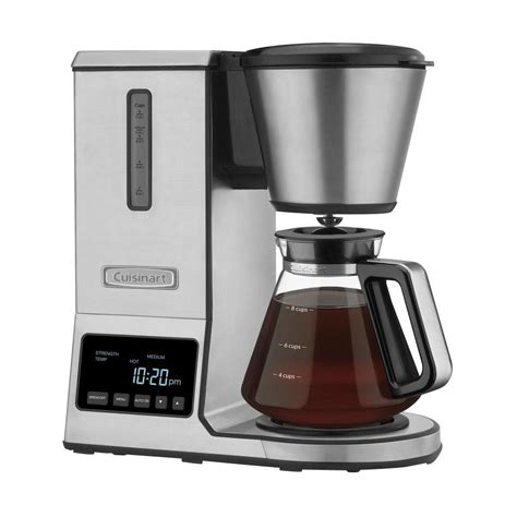 Click on an alphabet below to see the full list of models starting with that letter Cuisinart coffee maker user manual