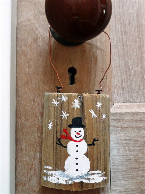 rustic christmas decorations  inexpensively