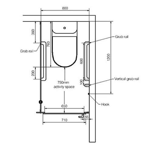 porte toilette dimension toilet cubicle dimensions cubico dda regulations
