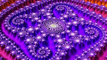 Fractal Patterns 1080p Background Widescreen Swirling Fhd