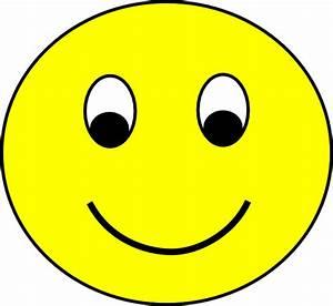 Happy Smiley Clip Art at Clker.com - vector clip art ...