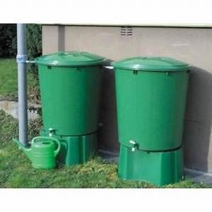 Bac De Récupération D Eau : cuve de recuperation d 39 eau de pluie prix ~ Melissatoandfro.com Idées de Décoration