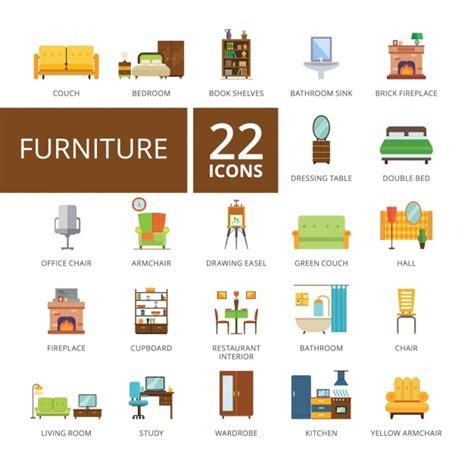 furniture vectors   psd files