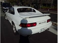 1995 Toyota MR2 SW20 G limited for sale, Japanese used