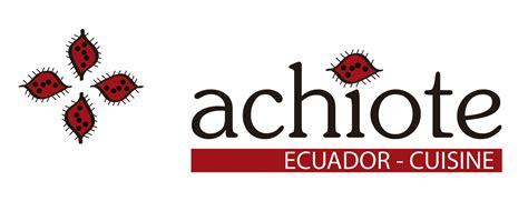 cuisine in achiote ecuador cuisine
