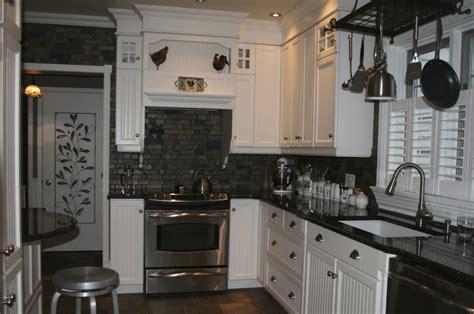 cuisine renovee dosseret de cuisine morin image sur le design maison
