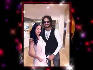 Danna Garcia & Mario Cimarro Happy San Valentines to You ...