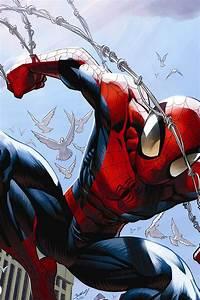 Ultimate Spider Man iPhone Wallpaper - WallpaperSafari