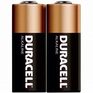 Duracell Alkali-manganese Size N Battery x2 pc(s) from ...