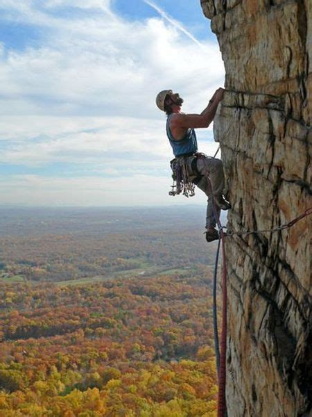 Outdoor Rock Climbing The Gunks Experience Necessary