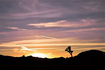 Desert Sunset 4k Colorful Desktop Wallpapers Mobile