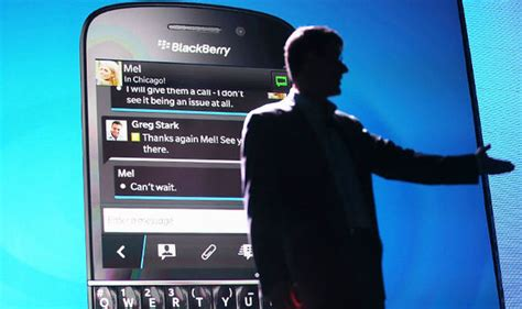 this is why no one should buy a blackberry smartphone again express co uk