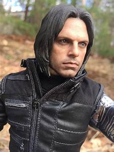 Hot Toys Civil War Winter Soldier Figure Review MMS 351 ...