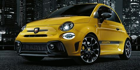 Fiat Scorpion by Next Generation Scorpion Arrives Abarth 595 For 2017