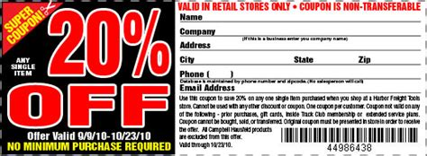 Harley Davidson Coupons by Hf Torque Wrench Coupon Harley Davidson Forums