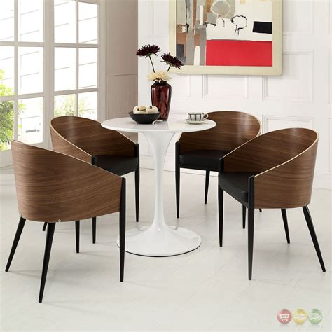wrap around bench kitchen table set of 4 cooper wood grain wide curved back dining chairs