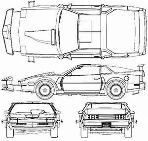 Pontiac Firebird K I T T Knight  2000