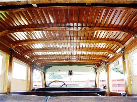 roof slats 1936 dodge westchester suburban pinterest
