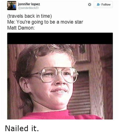 Matt Damon Meme - funny growing up memes of 2016 on sizzle children