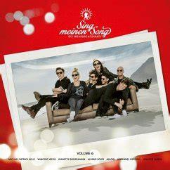 sing meinen song die weihnachtsparty vol auf audio cd