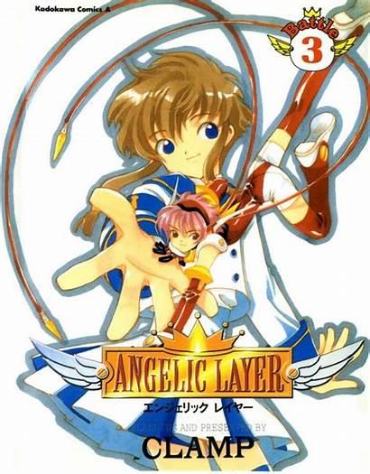 Angelic Layer Tomo Manga