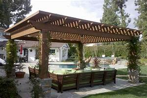 Pergola, Roof, Ideas, What, You, Need, To, Know