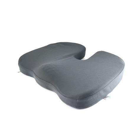 siege ergonomique pour voiture coussin ergonomique pour le coccyx ergocushion vivre