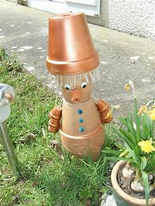 Pots En Terre Cuite Carrefour : les 30 meilleures images propos de personnages en pot de ~ Dailycaller-alerts.com Idées de Décoration