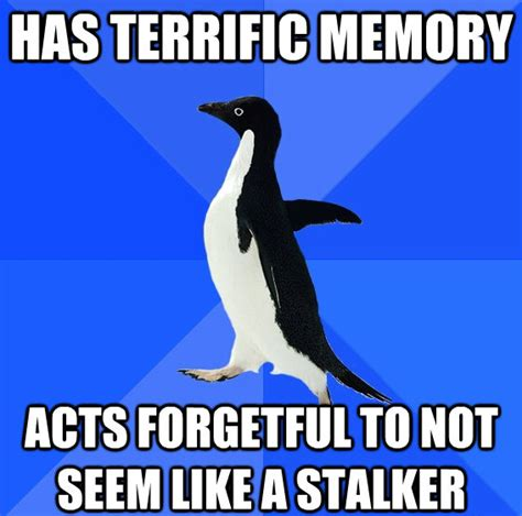 Meme Socially Awkward Penguin - 15 socially awkward penguin pictures the best of the best