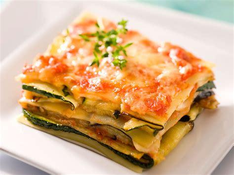 magazine recette de cuisine lasagnes végétariennes facile et pas cher recette sur