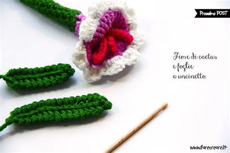 fiori all uncinetto schemi e spiegazioni fiore e foglie a uncinetto schemi e spiegazioni