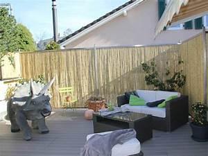Bambusmatte Für Balkon : bambusmatte als sichtschutz f r dachterrasse ast mediaevent ~ Bigdaddyawards.com Haus und Dekorationen