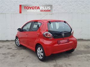 Toyota Aygo Seminuevo En Santiago