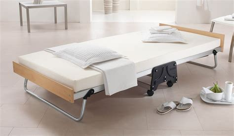 J Bed by J Bed Folding Bed With Memory Foam Mattress Bensons For Beds