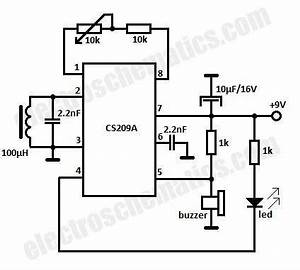 homemade gold detector circuit homemade ftempo With gold metal detector schematic on schematics gold detector circuit