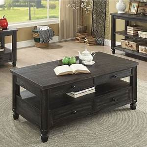 Highland, Dunes, Jennifer, Solid, Wood, Lift, Top, Coffee, Table, With, Storage