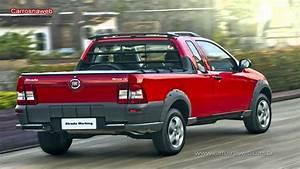 Fiat Strada Working 1 4 8v Cabine Estendida Ano 2013